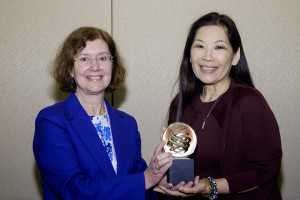 Smart Grid Leadership Award, Susan Covino & Lorraine Akiba