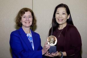 Smart Grid Leadership Award, Susan Covino & Lorraine Akiba